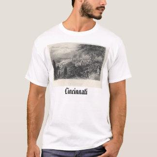 Stadt von Cincinnati, Cincinnati T-Shirt
