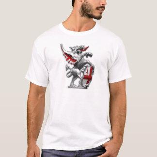 Stadt von London-Drachen T-Shirt