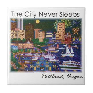 Stadt von Portland-Fliese Fliese