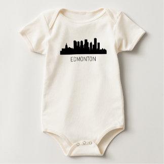 Stadtbild Edmontons Alberta Baby Strampler