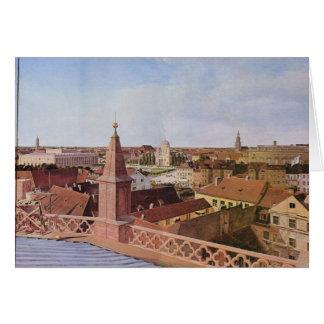 Stadtbild - Eduard Gaertner Karte