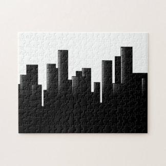 Stadtbild Puzzle
