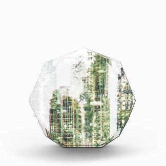 Stadtbild und Wald Auszeichnung