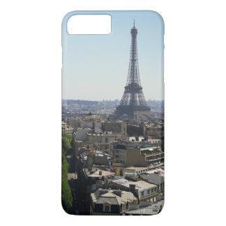 Stadtbild von Paris, Frankreich iPhone 8 Plus/7 Plus Hülle