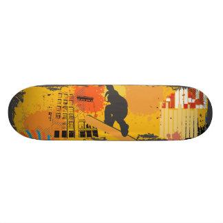städtische Art 1 des Skateboards Skateboard Brett