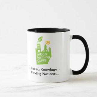 Städtische bewirtschaftenTyp-Tasse Tasse