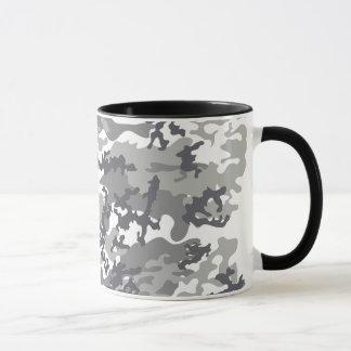 Städtische Camouflage-Glas-Tasse Tasse