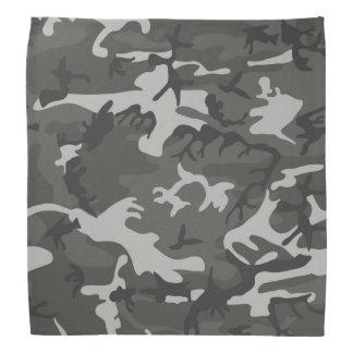 Städtische Camouflage Kopftuch
