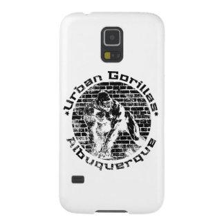 Städtische Gorillas Albuquerque Galaxy S5 Hülle