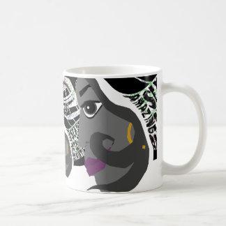 Städtische Königin Tee Tasse