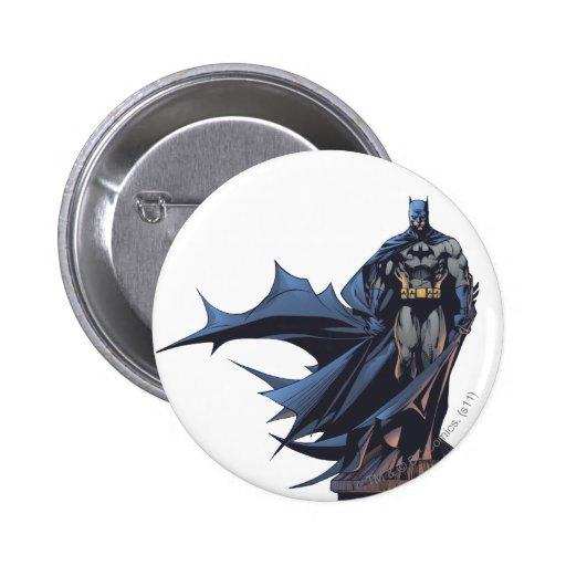 Städtische Legenden Batmans - 10 Anstecknadelbutton