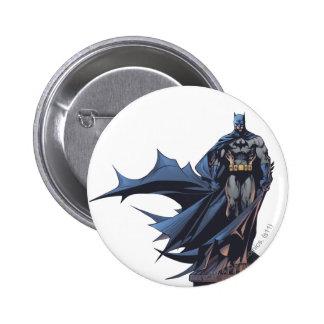 Städtische Legenden Batmans - 10 Runder Button 5,1 Cm