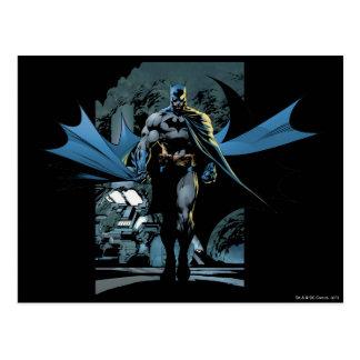 Städtische Legenden Batmans - 1 Postkarte