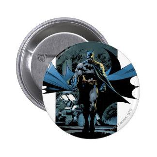 Städtische Legenden Batmans - 1 Runder Button 5,7 Cm