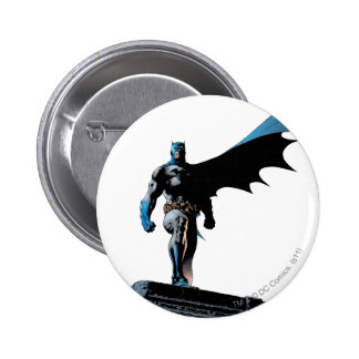 Städtische Legenden Batmans - 4 Runder Button 5,1 Cm