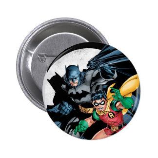 Städtische Legenden Batmans - CS3 Runder Button 5,7 Cm