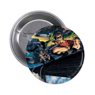 Städtische Legenden Batmans - CS5 Runder Button 5,1 Cm