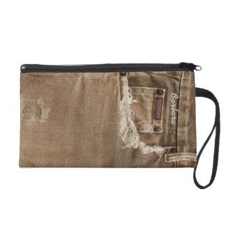 Städtische Mädchen-Denim-Jeans Bagette Tasche