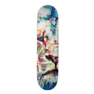 Städtischer Dschungel-acrylsauerkönig Custom Pro Skateboarddecks