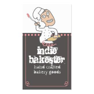 städtischer indie visitenkarten