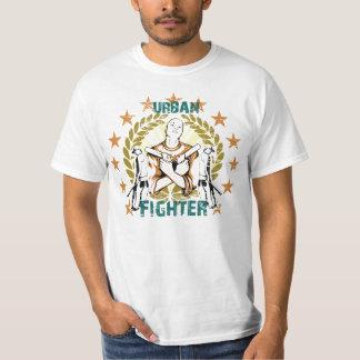 Städtischer Kämpfer VI Shirts