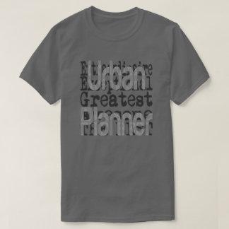 Städtischer Planer Extraordinaire T-Shirt