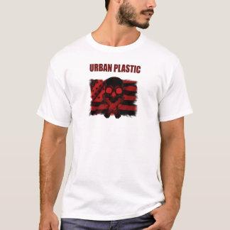 Städtischer Plastik T-Shirt