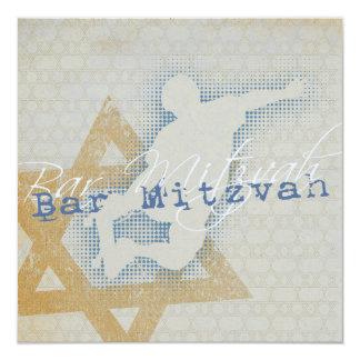 Städtischer Skater - Bar Mitzvah Einladung