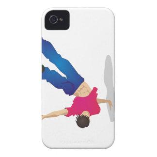 Städtischer Tanz Case-Mate iPhone 4 Hüllen