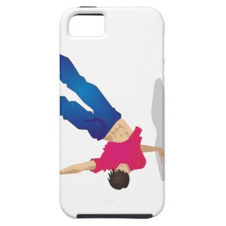 Städtischer Tanz iPhone 5 Schutzhülle