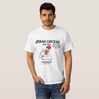 Städtisches Huhn T-Shirt