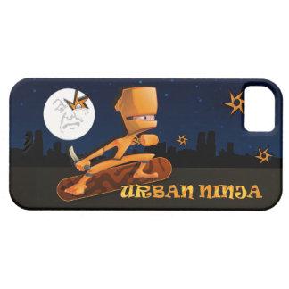 Städtisches Ninja iPhone 5 Hüllen