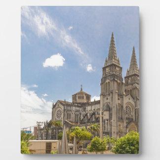 Stadtkathedrale Fortaleza Brasilien Fotoplatte