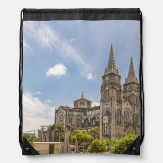 Stadtkathedrale Fortaleza Brasilien Turnbeutel