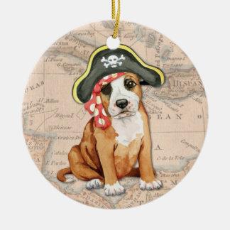 Stafford Pirat Keramik Ornament