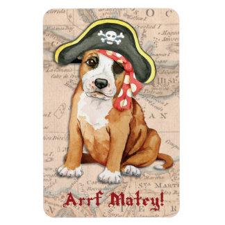 Stafford Pirat Magnet