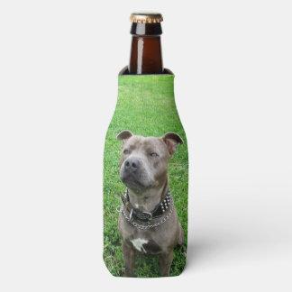 Staffordshire-Bullterrier, Flaschenkühler