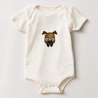 Staffordshire-Bullterrier-Zucht - meine Hundeoase Baby Strampler