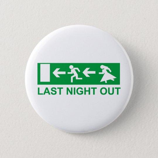 stag night runder button 5,7 cm