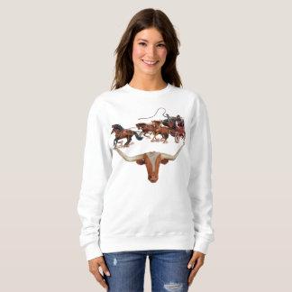 STAGECOACH-COWBOYS SWEATSHIRT