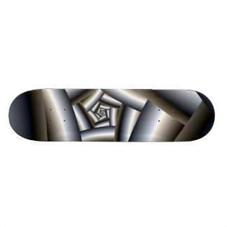 Stahl-gewundenes Skateboard