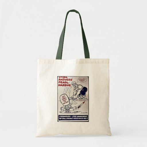 StahlAnsweres Pearl Harbor Tasche