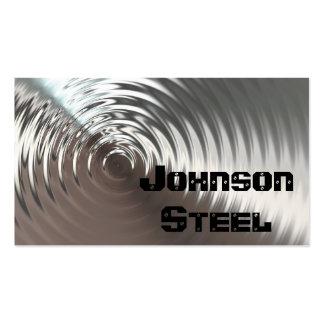 StahlmetallVisitenkarten Visitenkarten