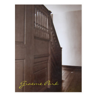 Stairhall I Postkarte