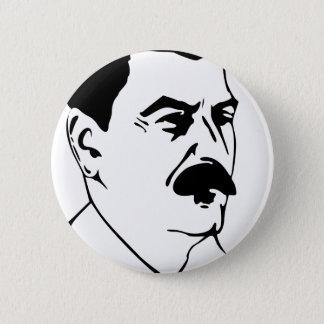 Stalin Runder Button 5,1 Cm