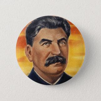 Stalin Runder Button 5,7 Cm