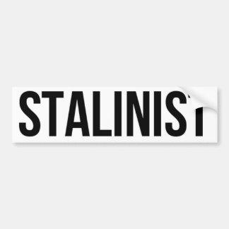 Stalinistischer Josef Stalin die Sowjetunion UDSSR Autoaufkleber