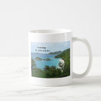 Stamm-Bucht Kaffeetasse