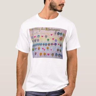 Stammbaum-T - Shirt Der Ring-DES Nibelungen