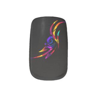 Stammes- 2 minx nagelkunst